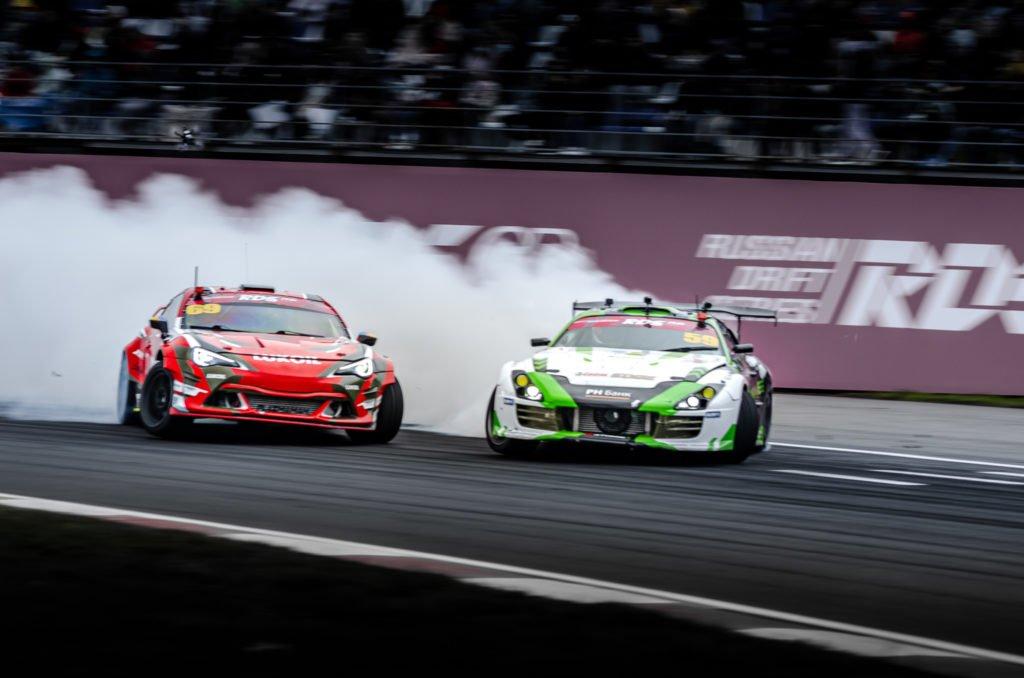 Четыре претендента на чемпионство перед финалом! Рассказываем, как прошел 6-й этап RDS GP 2021?