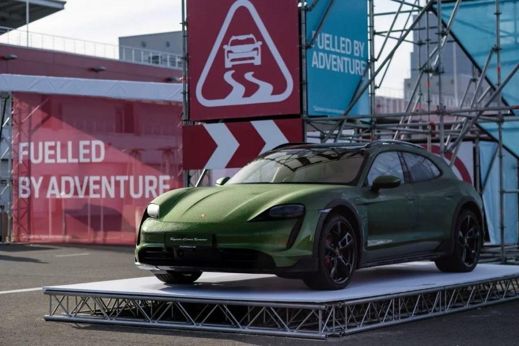 Porsche Sportscar Together Day 2021: aвтоспорт дело семейное