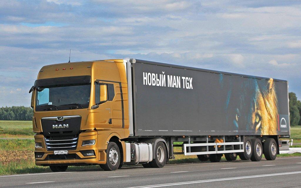 Проехал из Екатеринбурга в Новосибирск на новом тягаче MAN TGX: рассказываю о машине, дороге и ценах