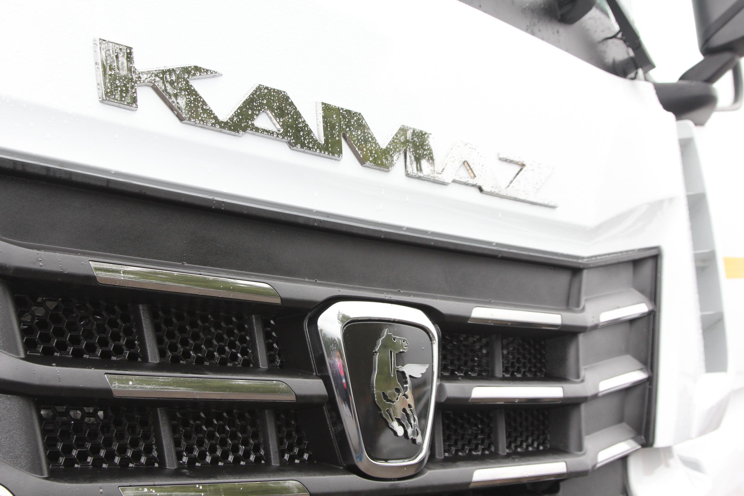 Первый КАМАЗ К5 собран в Казахстане