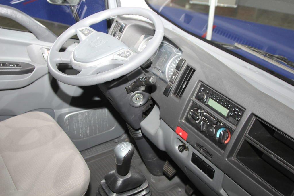КАМАЗ представил семейство грузовиков «Компас»