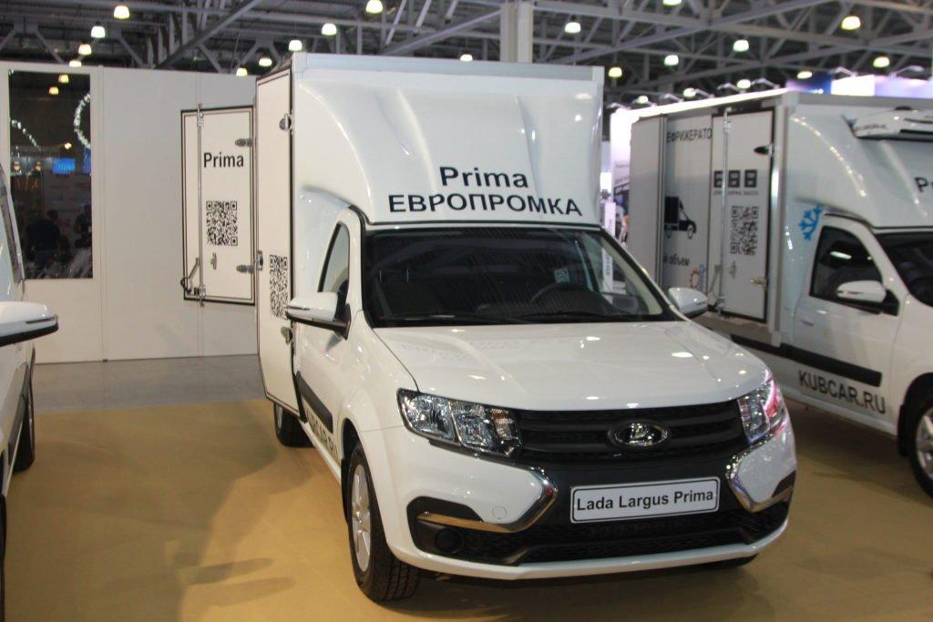 Lada Largus Prima: пневмоподвеска и кузов на 7 кубов. Таких «Ларгусов» вы еще не видели!