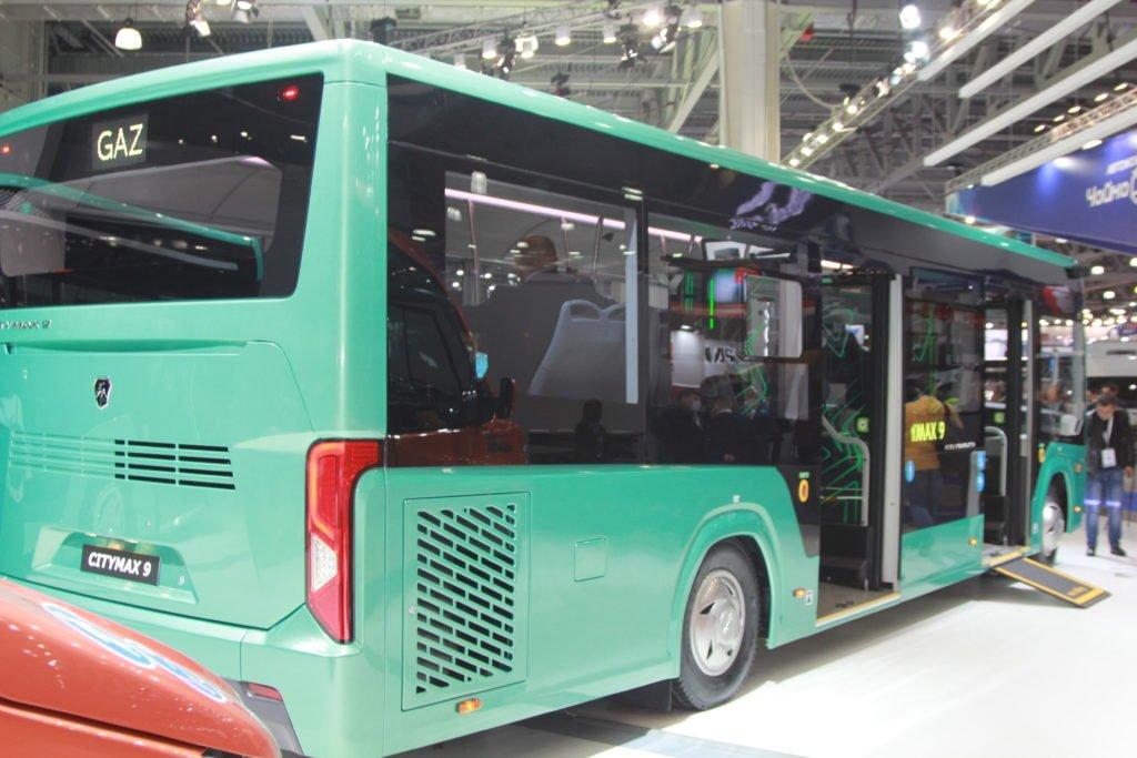 Вот это «ПАЗик»! ГАЗ представил новейший автобус CITYMAX 9