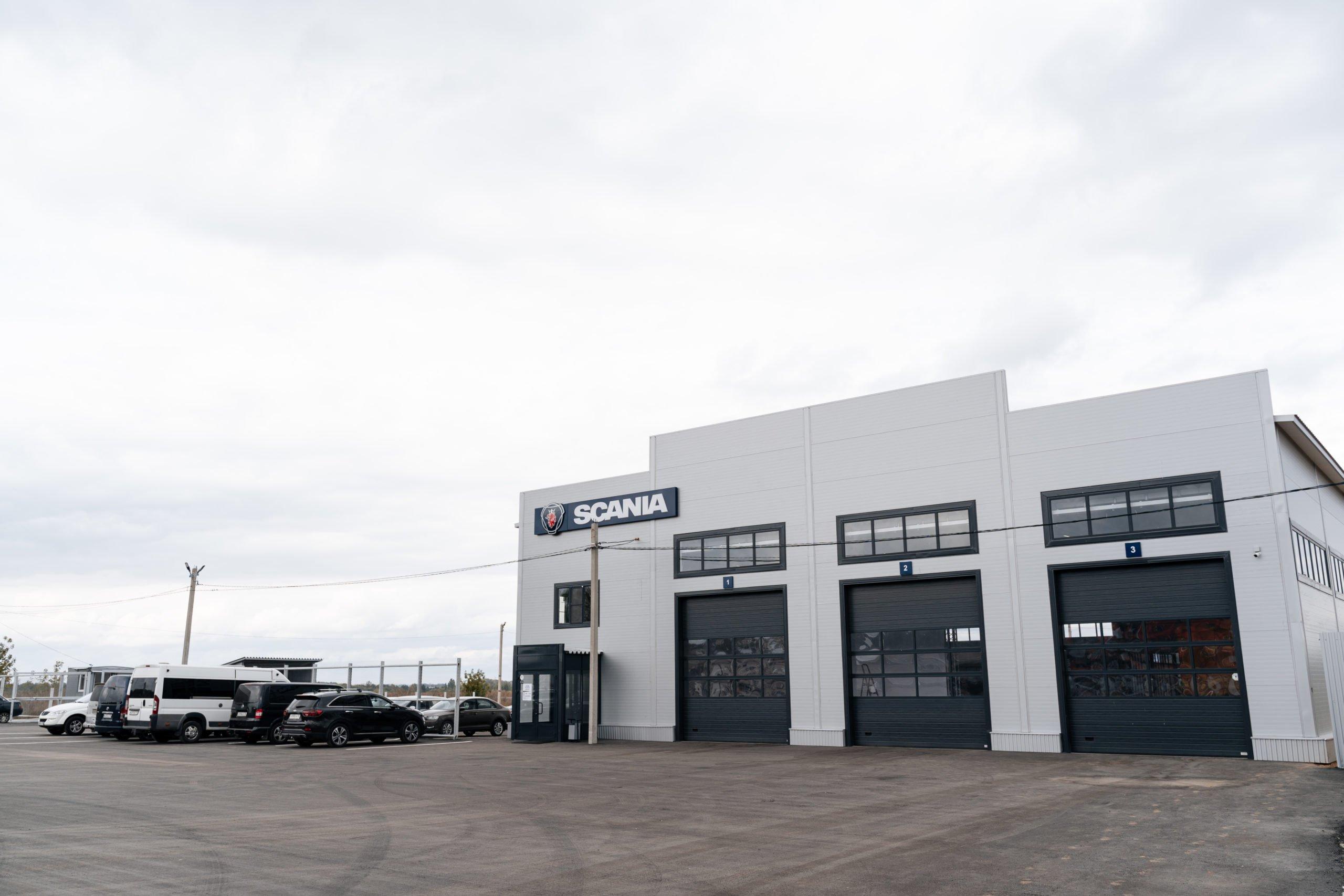 От Поволжья до Колымы: Scania расширяет дилерскую сеть