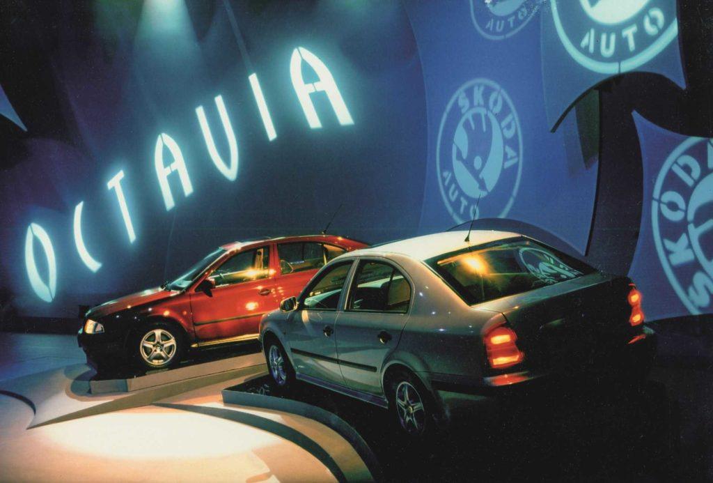 Четверть века Skoda Octavia: кто ее создал, почему так назвали и другие факты