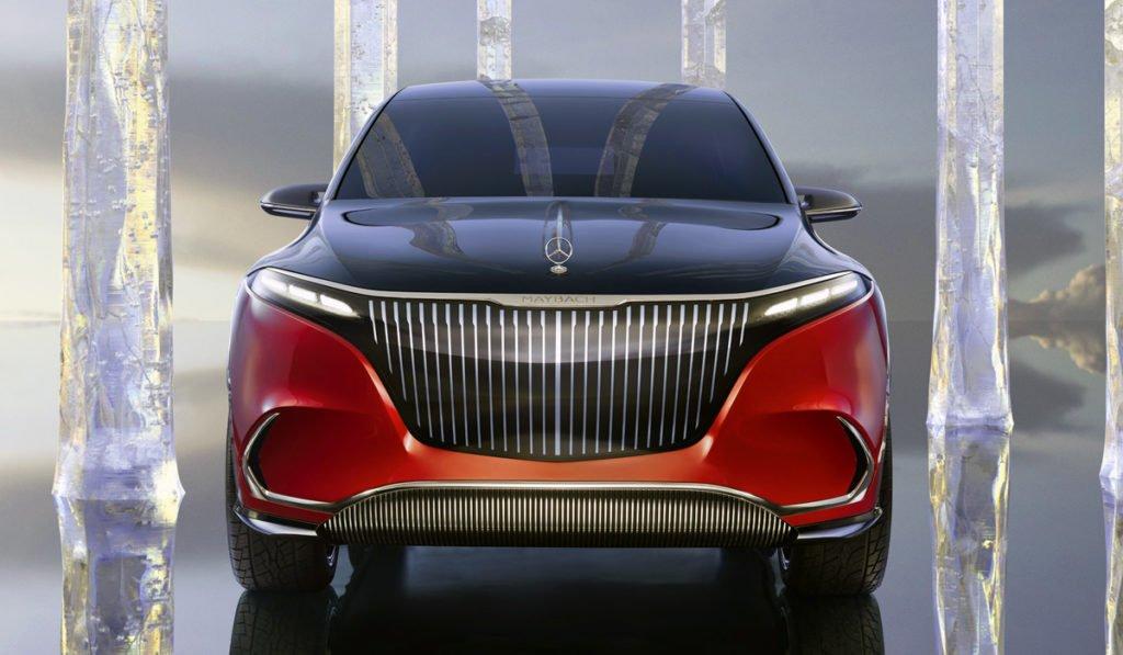 Электрический кроссовер Mercedes-Maybach получился невероятно крутым