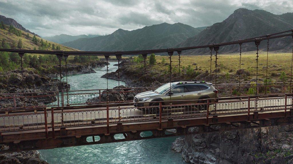 Тест нового Subaru Outback: почему «Аутбэк» уже не тот
