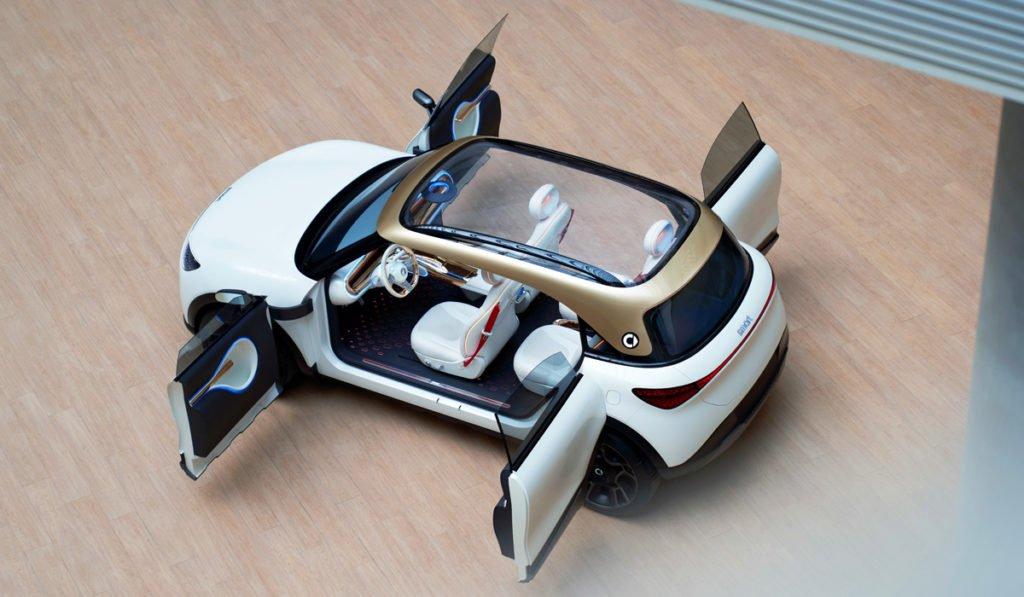 Smart теперь будут делать китайцы: машину не узнать