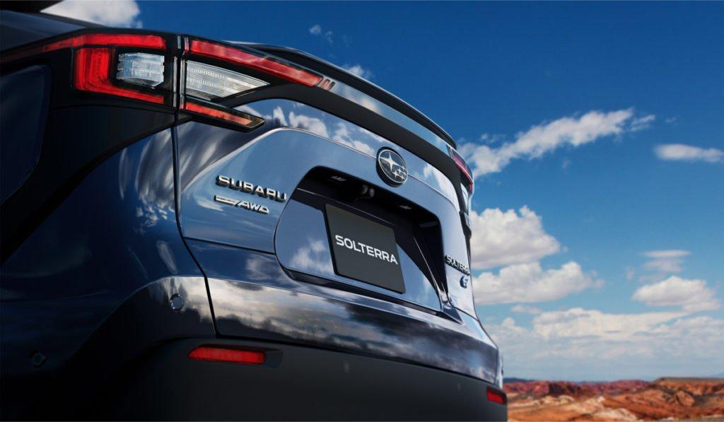 Первый электромобиль Subaru оказался «Тойотой» (фото)