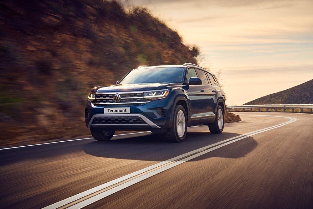 Самый большой кроссовер Volkswagen вернулся в Россию