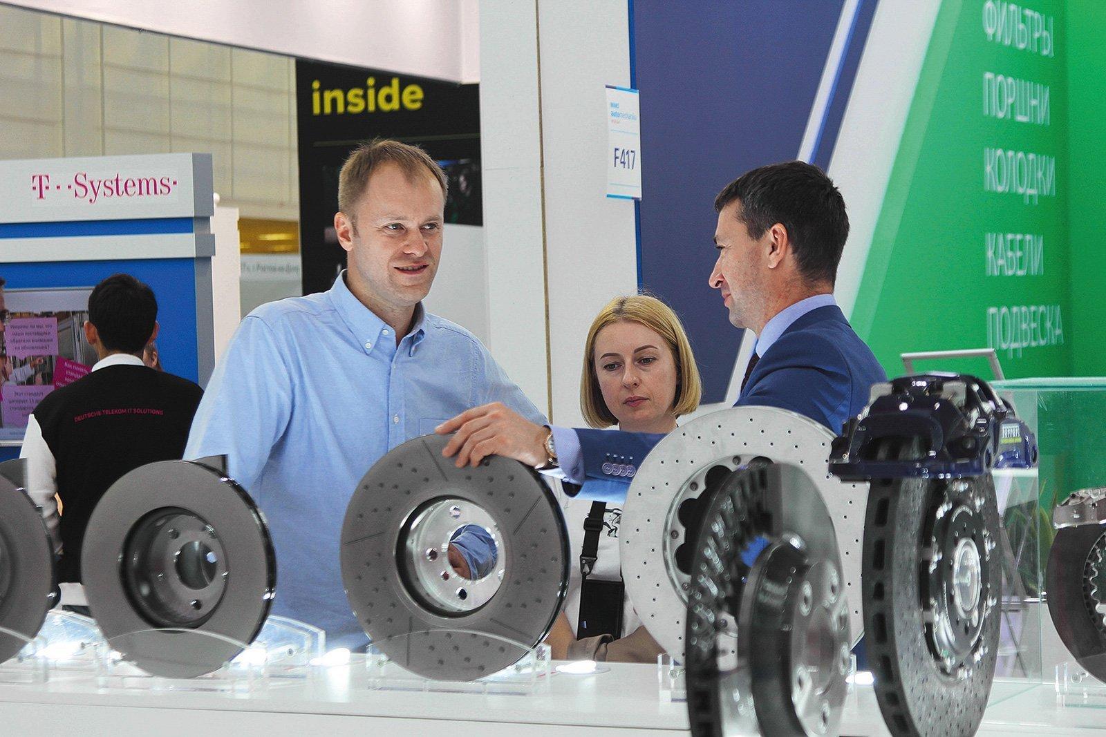 «Корона» бизнесу не помеха: как прошла выставка MIMS Automechanika
