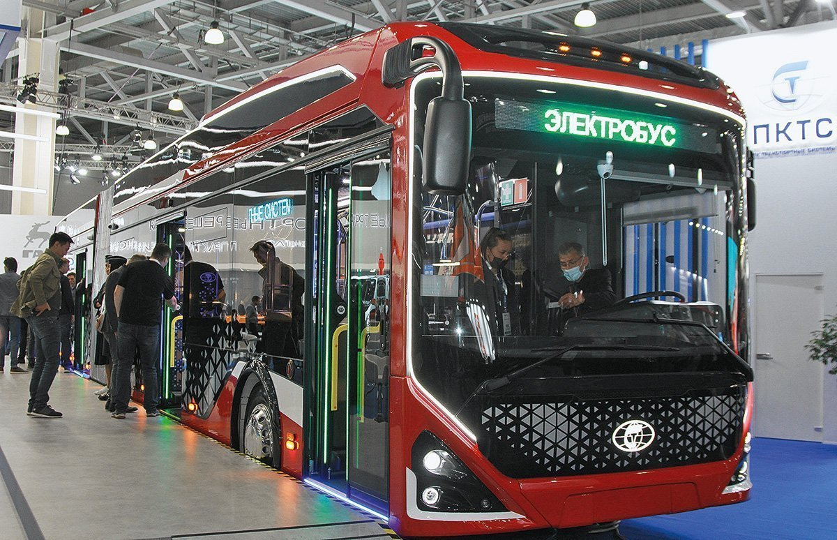 Передовая отечественного автопрома: все новинки выставки Comtrans 2021
