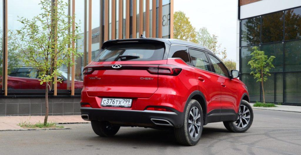 Кроссовер Chery стал самым популярным китайским автомобилем в России
