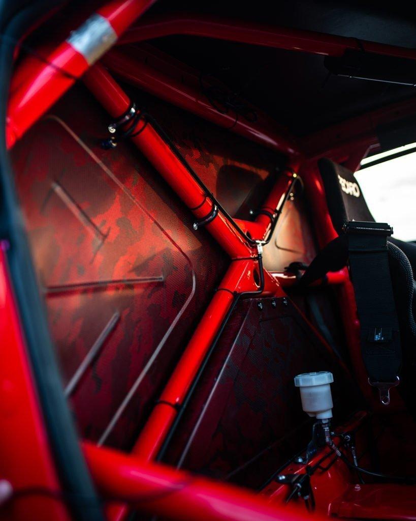 Как устроен Nissan 370Z  BadAss VR-Z Аркадия Цареградцева за 12 млн рублей
