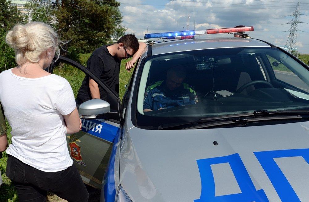 С 1 октября водителей начнут штрафовать за отсутствие ТО