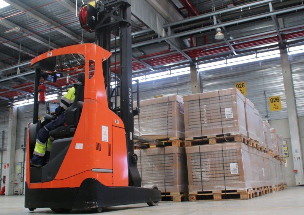 Крупнейший иностранный перевозчик FM Logistic отчитался о росте бизнеса в России