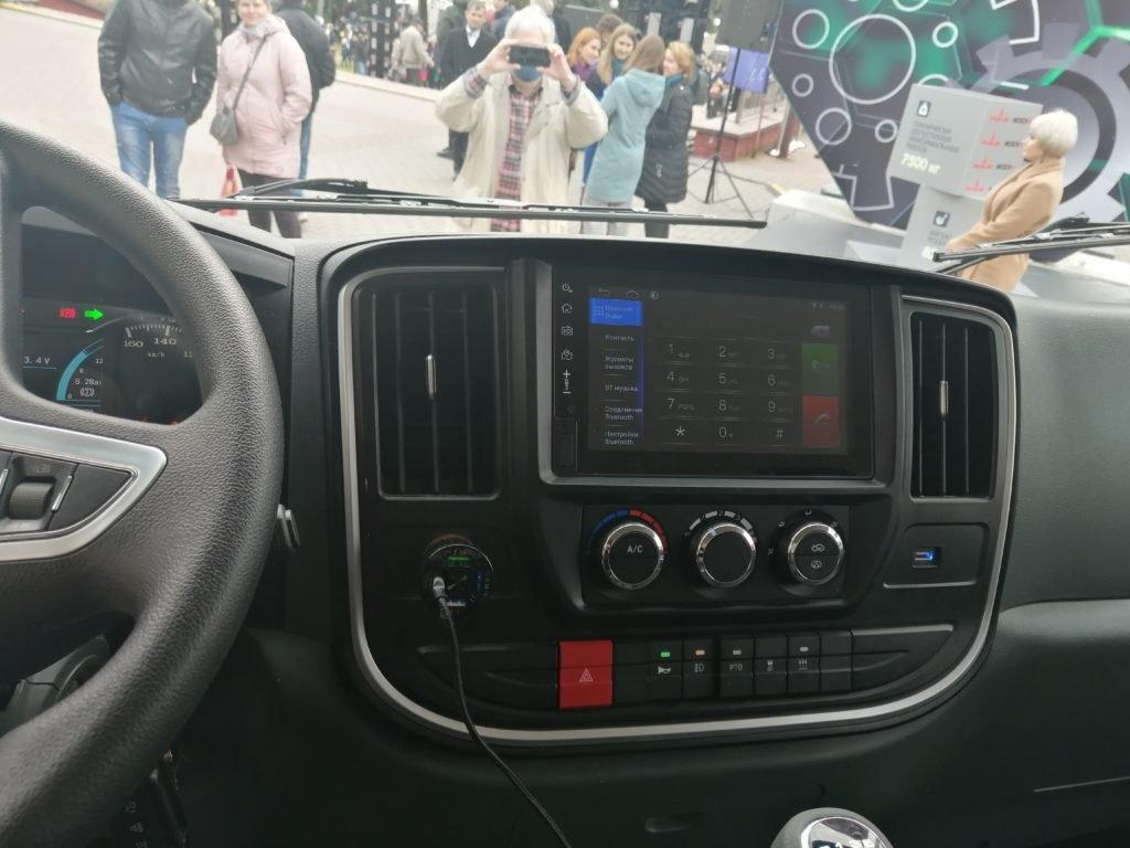 Китайский «Зубрёнок» МАЗ-365120: чем интересен новый малотоннажник от СП МАЗ-Weichai