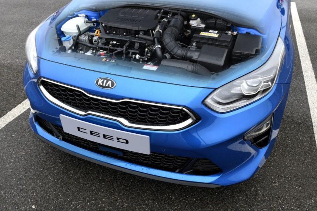 В России сертифицировали обновленный Kia Ceed: он получит новый турбомотор