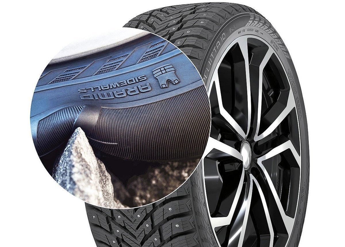 Почему зимние шины Nokian Hakkapeliitta 10p, сделанные в России – это не та же «десятка», что продаётся в Европе